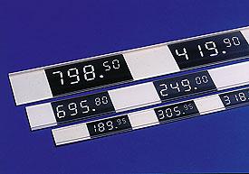 Cyfrowe tabliczki cenowe