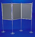 Poster Frame Room Divider
