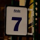 Aisle Marker