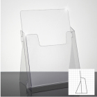 Clear Brochure Holders / Business Card Holders