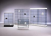 Staklene vitrine.Reklamni frižideri.